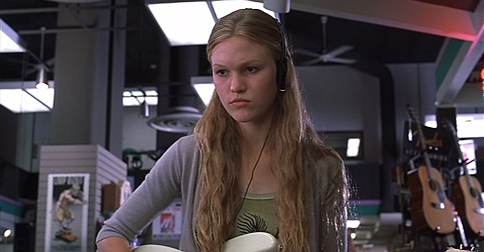 10 Things I Hate About You Soundtrack: Praising Shadows.: Style Inspiration: Julia Stiles As Kat