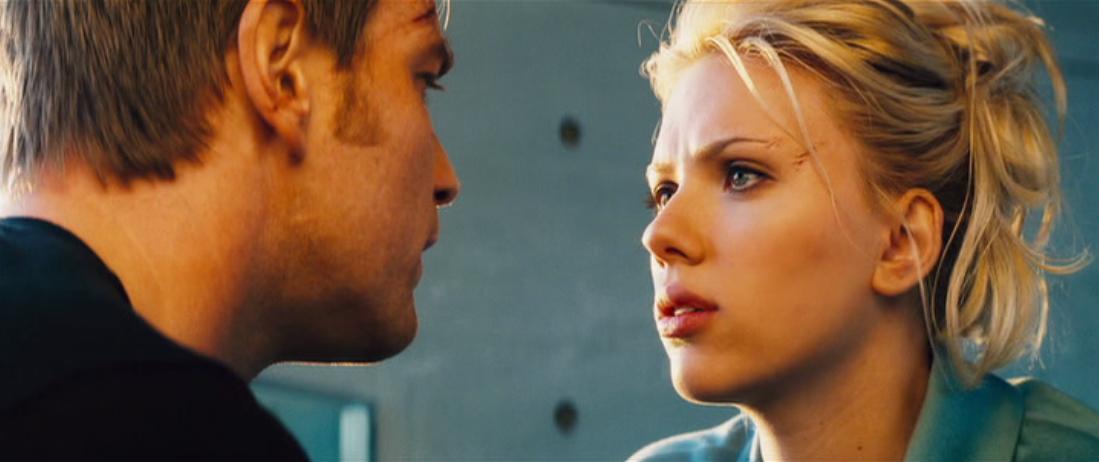 ... The Impossible , E... Scarlett Johansson