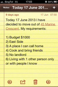 17 June 2013