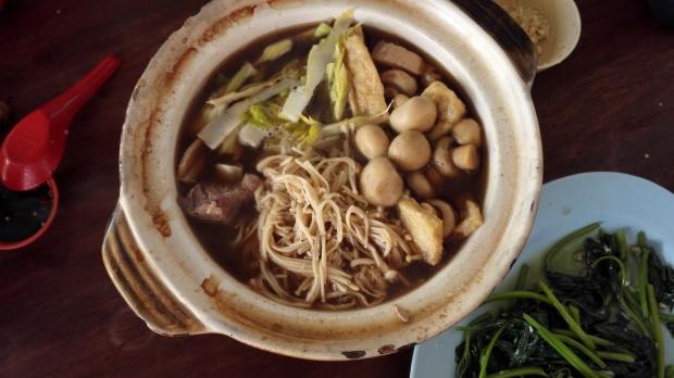 Oh my goodness bak kut teh off Jalan Melaka Raya 4