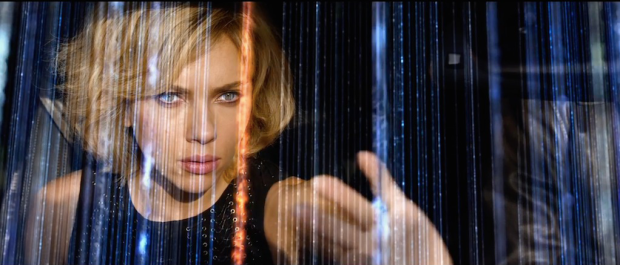 LUCY by Luc Besson (2014)